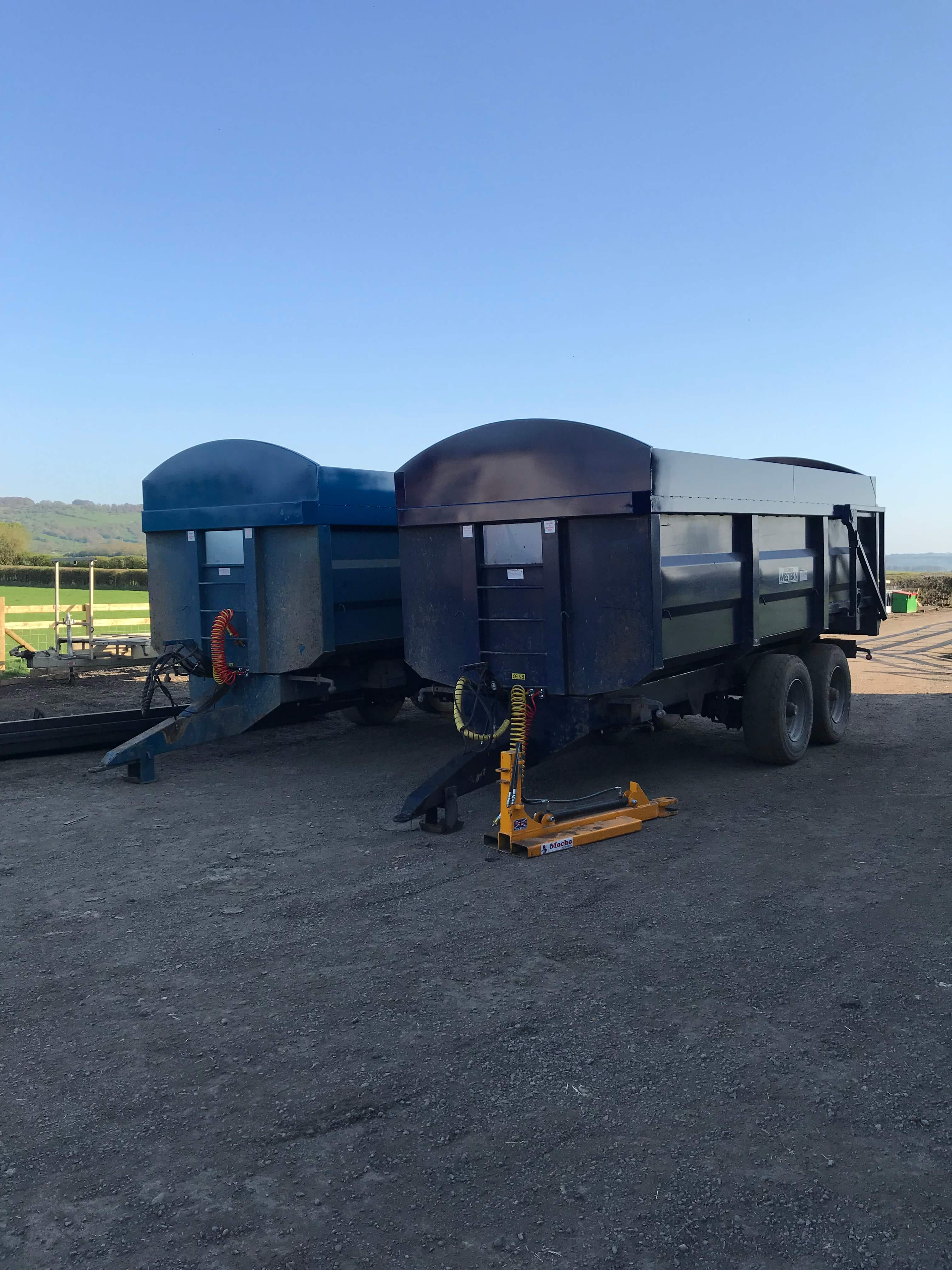 Trailer Body Extensions