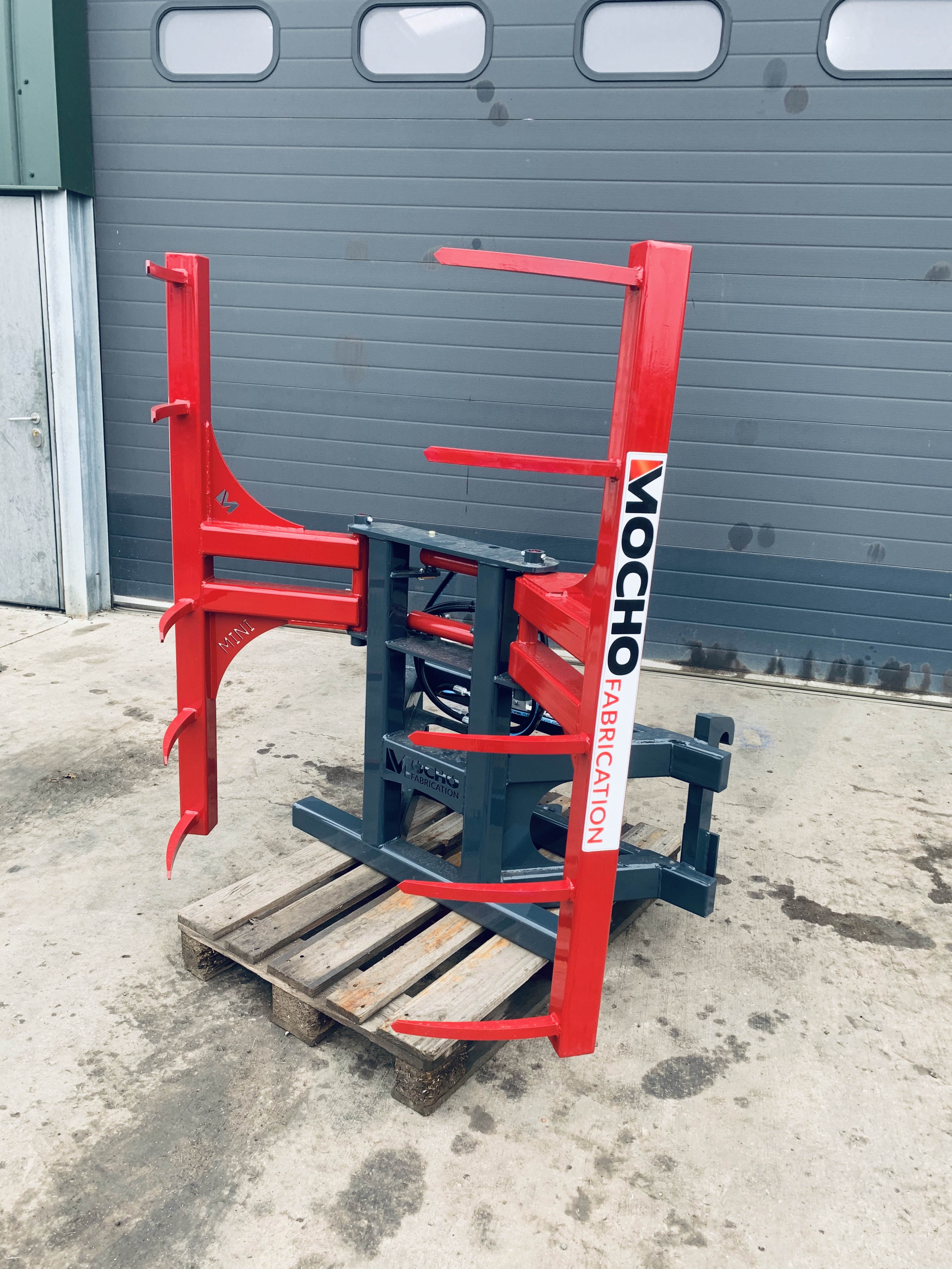Mocho MINI Bale Grab