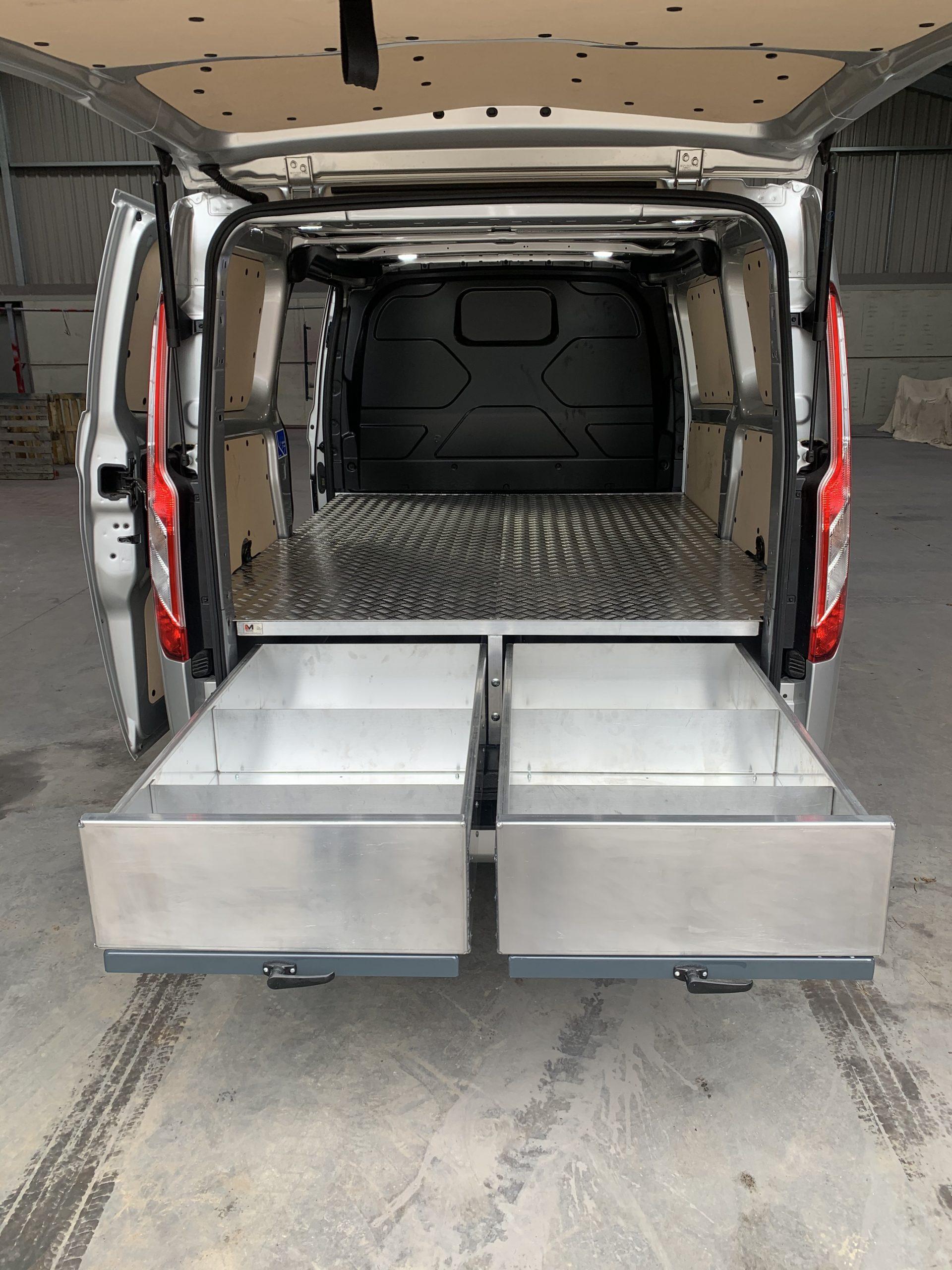Rear Pickup/Van draws (150kg Rated)